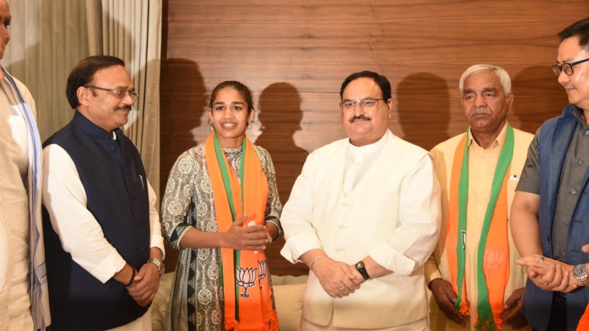 hindi BJP